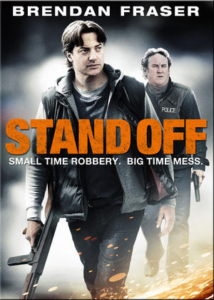 """Poster art for """"Stand Off."""""""