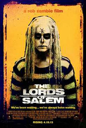 "Poster art for ""The Lords of Salem."""