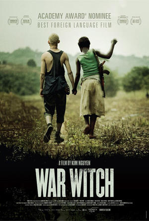 "Poster art for ""War Witch."""