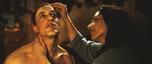 "Aniello Arena and Loredana Simioli in ""Reality."""