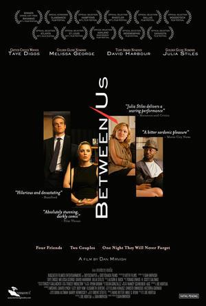 "Poster art for ""Between Us."""