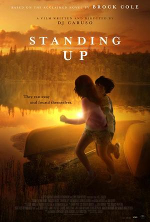 """Poster art for """"Standing Up."""""""