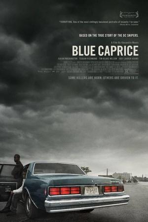 "Poster art for ""Blue Caprice."""