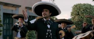 "Jaime Camil as Alejandro in ""Pulling Strings."""