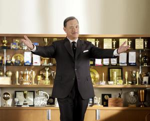 "Tom Hanks as Walt Disney in ""Saving Mr. Banks."""