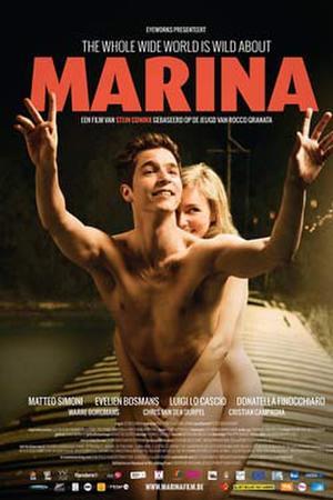 "Poster art for ""Marina."""