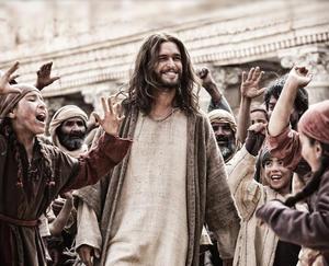 "Diogo Morgado in ""Son Of God."""