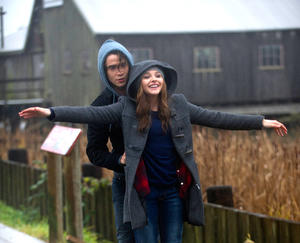 "A scene from ""If I Stay."""