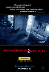 Paranormal Activity 2: The IMAX Experience showtimes and tickets