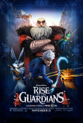 Rise of the Guardians 3D showtimes and tickets