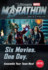 The Ultimate Marvel Marathon (2012) showtimes and tickets