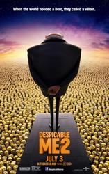 Despicable Me 2 in 3D showtimes and tickets