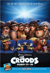 The Croods 3D showtimes and tickets
