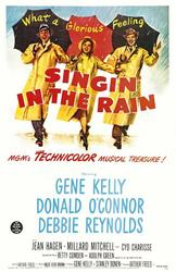 Singin' in the Rain / The Unsinkable Molly Brown showtimes and tickets