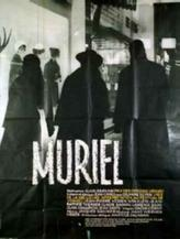 Muriel / Last Year At Marienbad showtimes and tickets