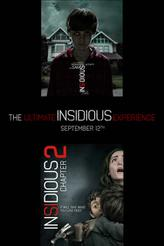 The Ultimate Insidious Experience showtimes and tickets