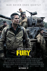 Fury (2014) showtimes and tickets