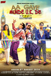 Aa Gaye Munde U.K. De showtimes and tickets
