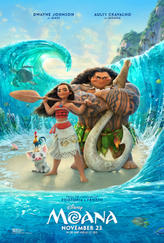 Moana showtimes and tickets