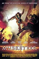 The Musketeer showtimes and tickets
