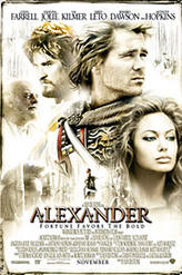 Alexander (2004) showtimes and tickets