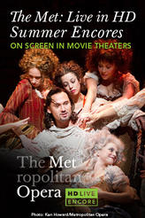 Don Giovanni Met Summer Encore showtimes and tickets