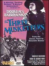 The Three Musketeers (1921) showtimes and tickets