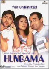 Hungama showtimes and tickets