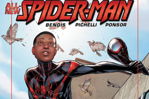 The Animated Spider-Man Movie Will Officially Be About Miles Morales, Not Peter Parker