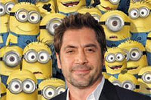 Javier Bardem Cast as Villain in 'Despicable Me 2'
