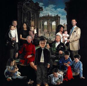 Royal Portrait… or 'Insidious 3' Viral Marketing?