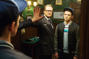 New 'Kingsman: The Golden Circle' Poster Brings Someone Back from the Dead