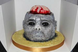 Horror Cakes: Monkey Brains and 'Hellraiser'