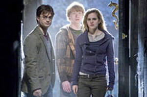 Our 'Deathly Hallows' Set Visit and Interviews with Daniel Radcliffe and Matthew Lewis