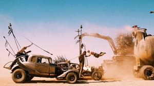 See How 'Mad Max: Fury Road' Pulled Off Its Incredible Stunts