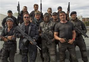 Watch: This New Trailer for 'The Expendables 3' Brings the Firepower