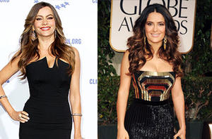 Cine Latino: Sofia Vergara vs. Salma Hayek? Plus, Win Tickets to the 'Cinco de Mayo' Premiere