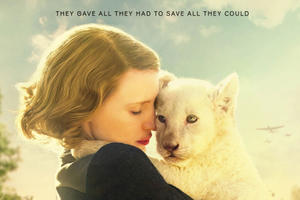 Watch: New Trailers for 'The Zookeeper's Wife' and 'Monster Trucks,' Plus: A Crazy Clip from 'Passengers'
