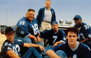 Most Desirable Players: Girls' Gridiron Guide to Football Movies