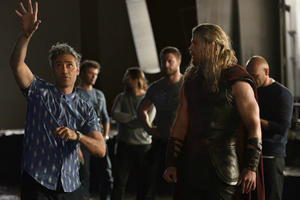 Superhero Buzz: First Look at 'Thor: Ragnarok,' Plus: 'Spider-Man' and 'Black Panther' News