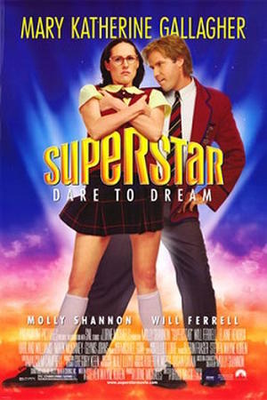 "Poster art for ""Superstar."""