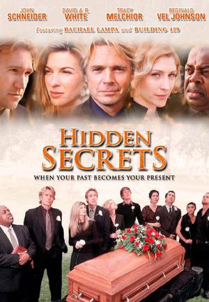 "Poster art for ""Hidden Secrets."""