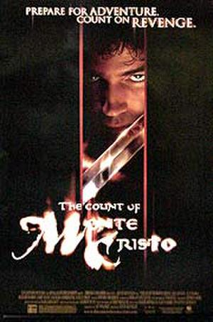 "Poster art for ""The Count of Monte Cristo."""