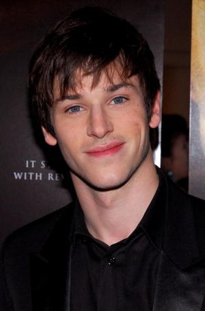 """Hannibal Rising"" star Gaspard Ulliel at the N.Y. premiere."