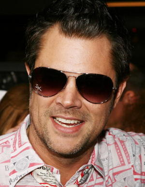 """Johnny Knoxville at the Los Angeles premiere of """"Jackass Number Two"""""""