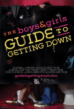 """Poster art for """"Boys & Girls Guide to Getting Down"""""""