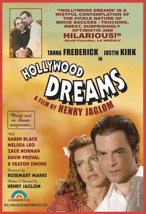 Poster art for Hollywood Dreams