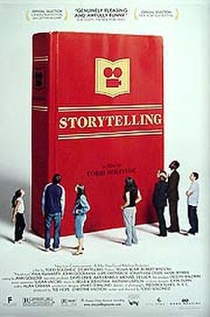 """Poster art for """"Storytelling."""""""