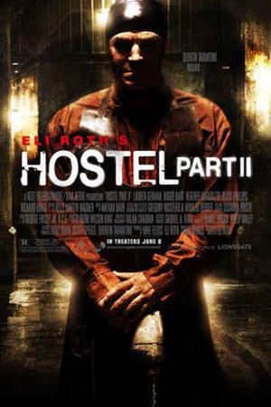 """Poster art for """"Hostel: Part II."""""""