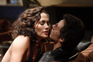 """Jennifer Lopez and Marc Anthony in """"El Cantante."""""""